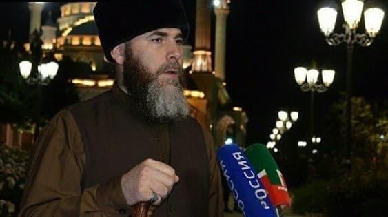 Муфтий Чечни Салах-хаджи Межиев сделал официальное заявление в СМИ.