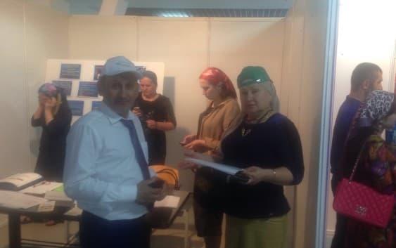 В Грозном прошла Республиканская ярмарка вакансий и рабочих мест