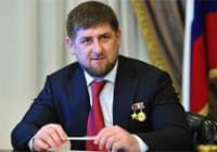 Р.Кадыров стал одним из лидеров медиарейтинга губернаторов
