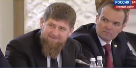 Р. Кадыров: В. Путин дал высокую оценку нашему городу Грозному